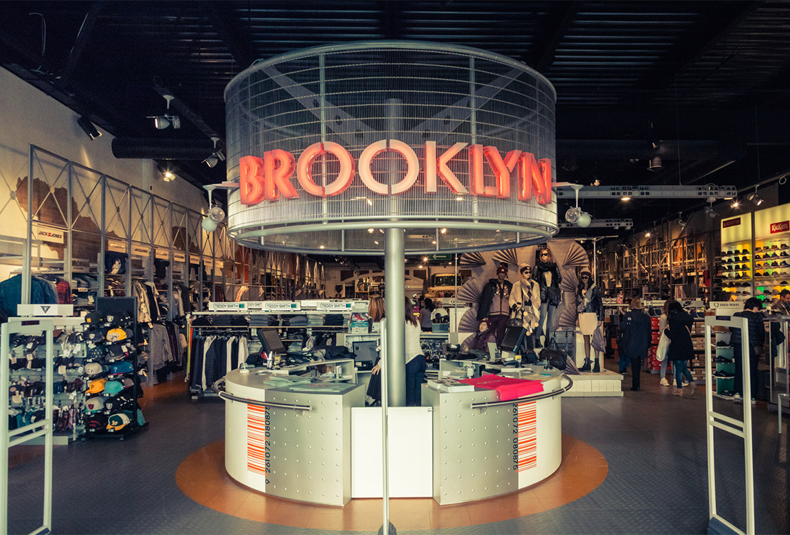 Magasin Brooklyn La Roche Sur Yon